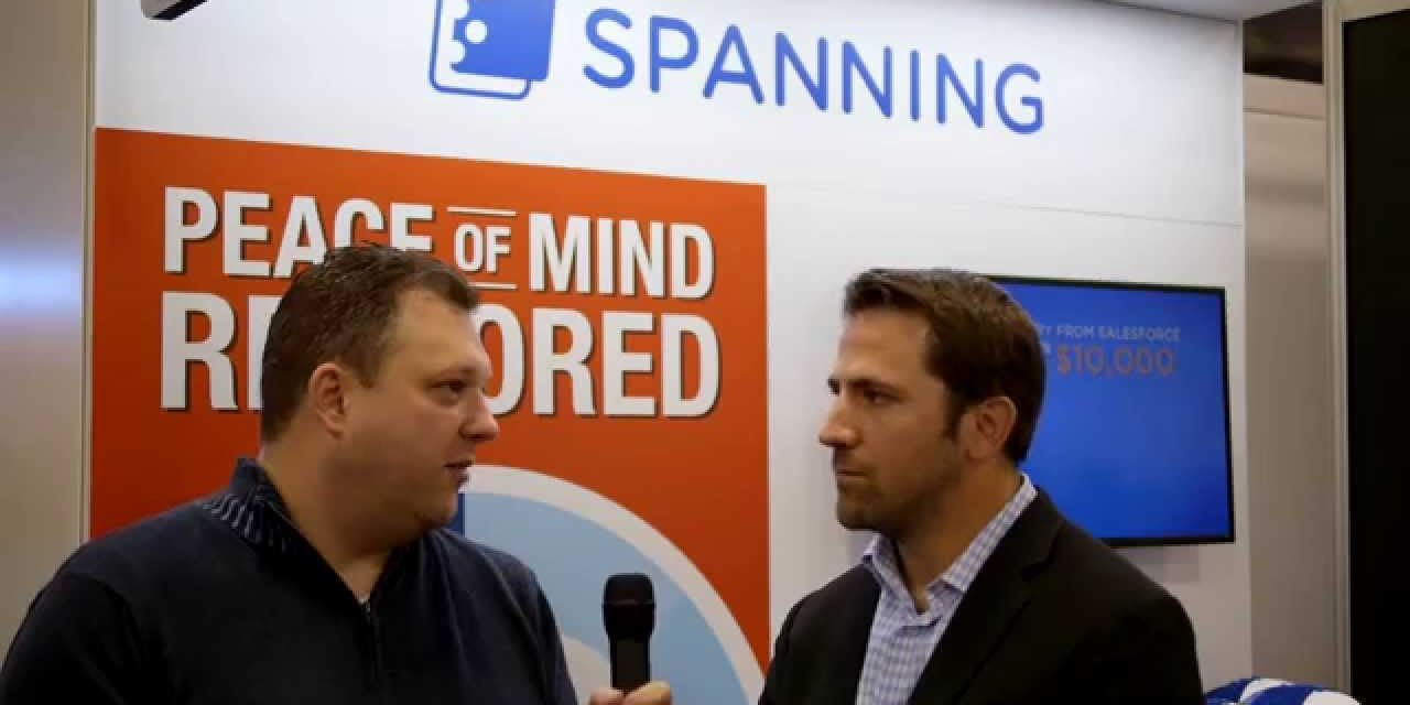 Spanning – The Only In-App Backup Solution for Salesforce (Interview)