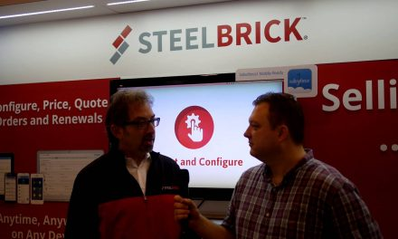 SteelBrick – Configure, Price, Quote Software 100% Native on Salesforce (Interview)